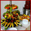 Hochzeit Catering, Obstetagere  - Preview
